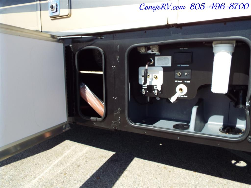 2017 Fleetwood Bounder LX 35P Quad Slide-Out Big Chassis King Bed - Photo 45 - Thousand Oaks, CA 91360