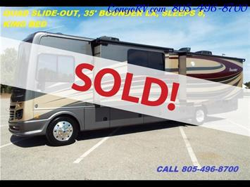 2017 Fleetwood Bounder LX 35P Quad Slide-Out Big Chassis King Bed