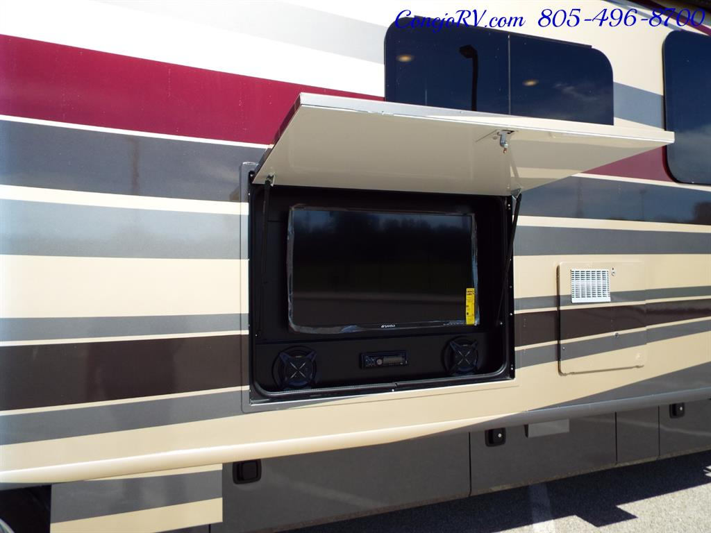 2017 Fleetwood Bounder LX 35P Quad Slide-Out Big Chassis King Bed - Photo 37 - Thousand Oaks, CA 91360