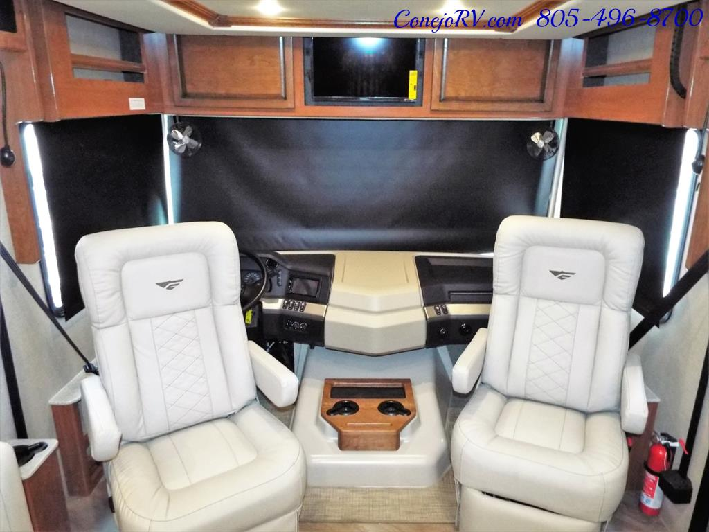 2017 Fleetwood Bounder LX 35P Quad Slide-Out Big Chassis King Bed - Photo 35 - Thousand Oaks, CA 91360