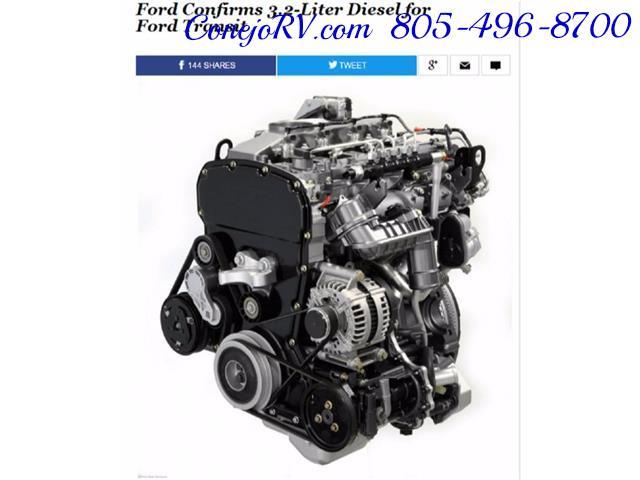 2017 Winnebago Fuse 23A Slide-Out Power Stroke Turbo Diesel - Photo 39 - Thousand Oaks, CA 91360