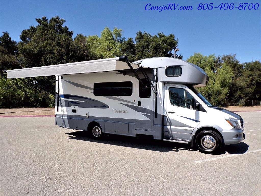 2018 Winnebago Navion 24D Full Wall Slide-Out Mercedes Turbo DSL - Photo 45 - Thousand Oaks, CA 91360
