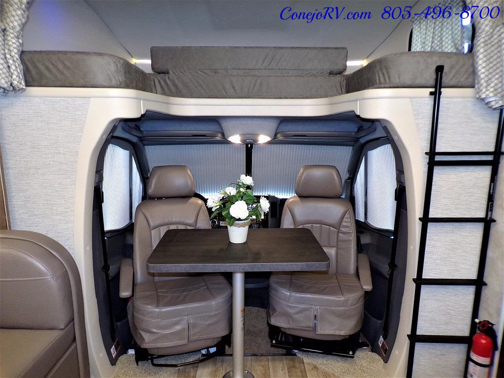 2018 Winnebago Navion 24D Full Wall Slide-Out Mercedes Turbo DSL - Photo 26 - Thousand Oaks, CA 91360