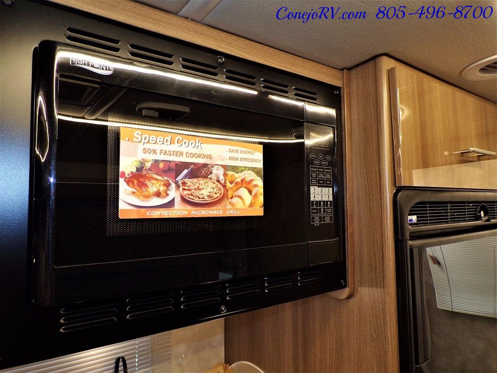 2018 Winnebago Navion 24D Full Wall Slide-Out Mercedes Turbo DSL - Photo 18 - Thousand Oaks, CA 91360