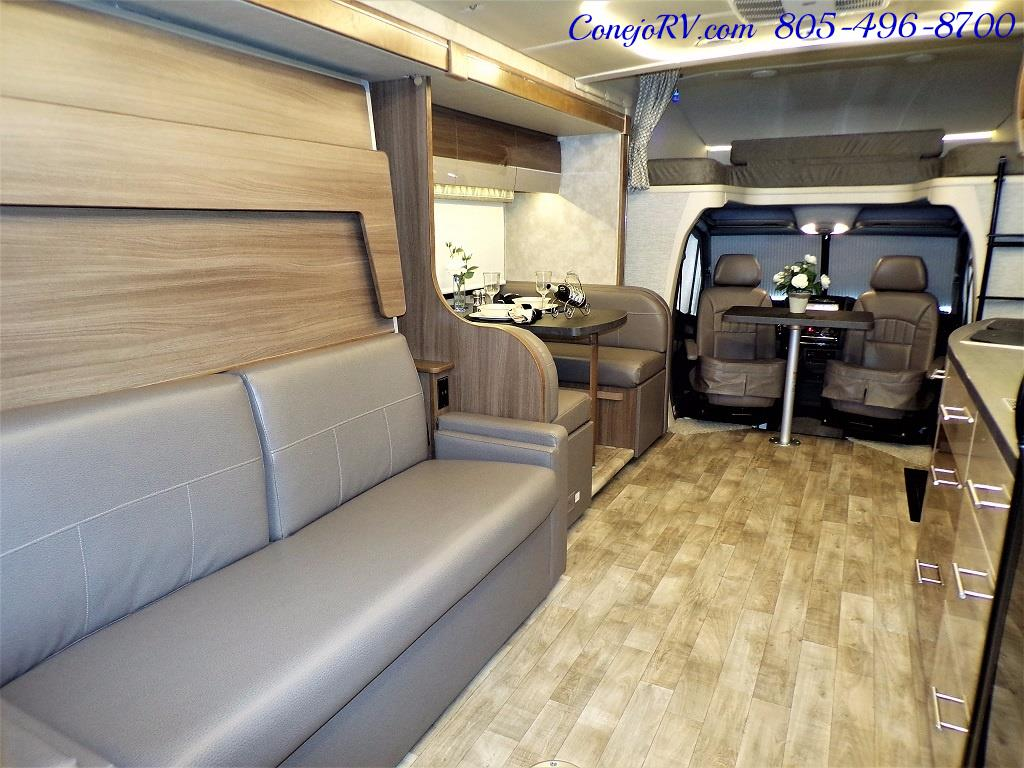 2018 Winnebago Navion 24D Full Wall Slide-Out Mercedes Turbo DSL - Photo 24 - Thousand Oaks, CA 91360