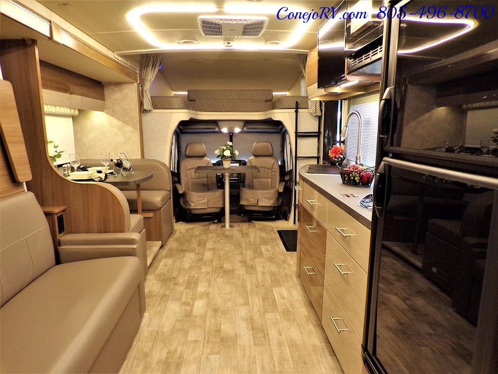 2018 Winnebago Navion 24D Full Wall Slide-Out Mercedes Turbo DSL - Photo 23 - Thousand Oaks, CA 91360