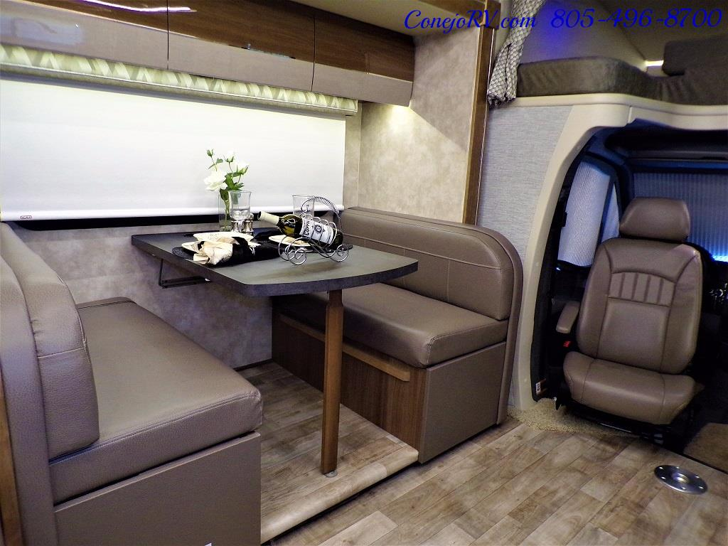 2018 Winnebago Navion 24D Full Wall Slide-Out Mercedes Turbo DSL - Photo 12 - Thousand Oaks, CA 91360