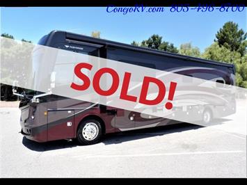 2017 Fleetwood Discovery LXE 40D Bath and a Half King Bed 380hp