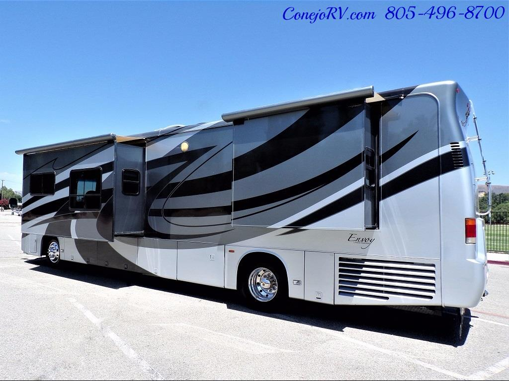 2007 Travel Supreme Envoy 40DS Quad Slide Diesel - Photo 2 - Thousand Oaks, CA 91360