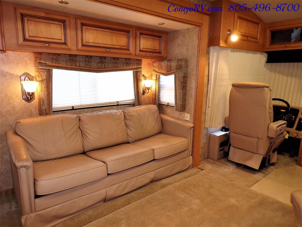 2007 Travel Supreme Envoy 40DS Quad Slide Diesel - Photo 10 - Thousand Oaks, CA 91360