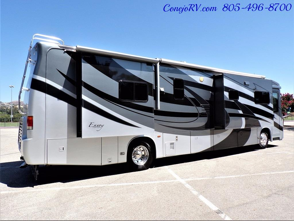 2007 Travel Supreme Envoy 40DS Quad Slide Diesel - Photo 4 - Thousand Oaks, CA 91360
