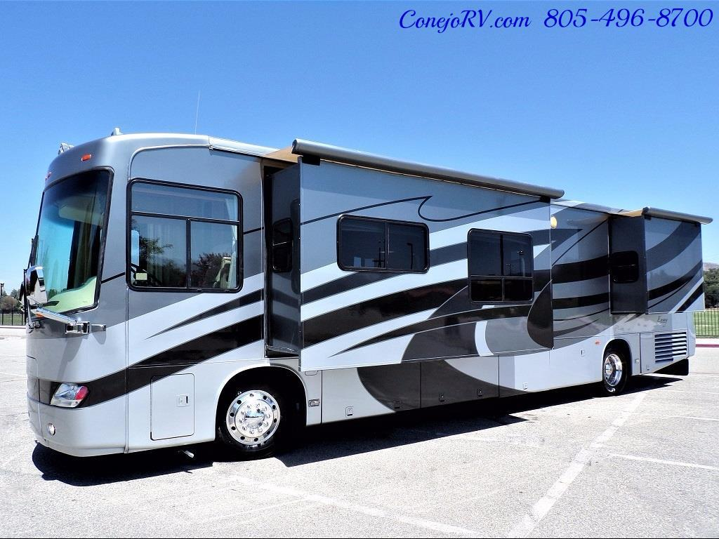 2007 Travel Supreme Envoy 40DS Quad Slide Diesel - Photo 46 - Thousand Oaks, CA 91360