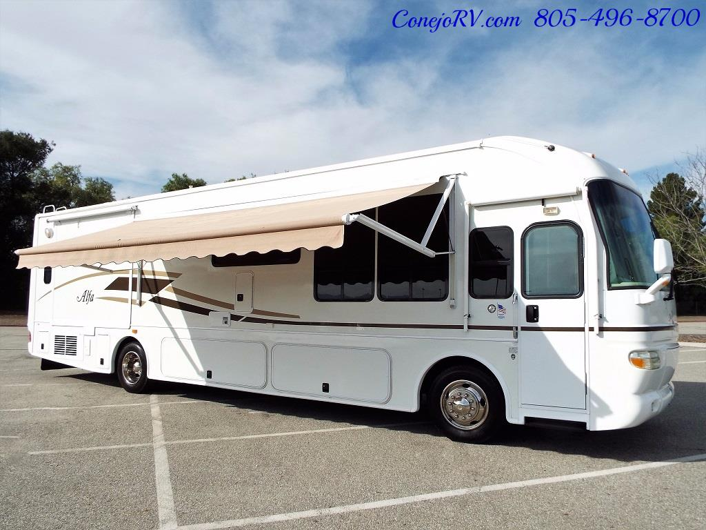 2006 ALFA SEE-YA Founder 40FD Triple Slide Diesel - Photo 42 - Thousand Oaks, CA 91360