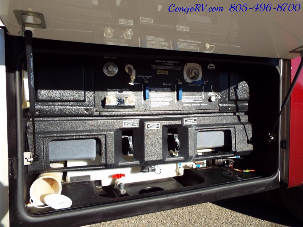 2005 Country Coach Inspire Davinci 40ft Quad-Slide Full Paint 400hp - Photo 34 - Thousand Oaks, CA 91360