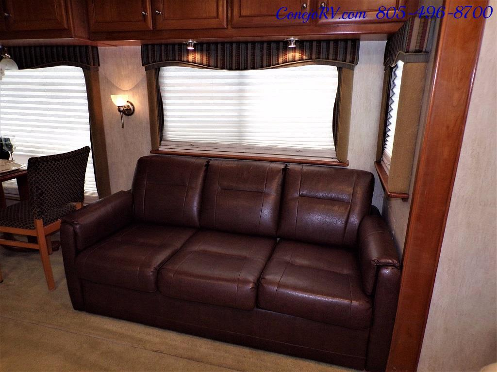2005 Country Coach Inspire Davinci 40ft Quad-Slide Full Paint 400hp - Photo 8 - Thousand Oaks, CA 91360