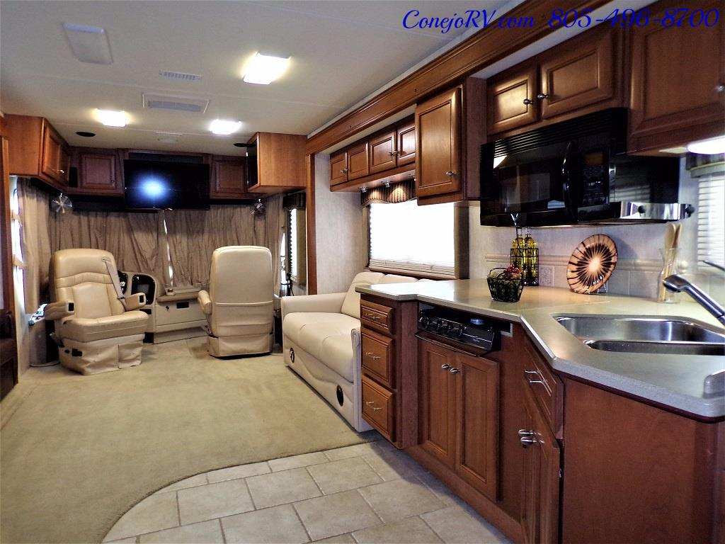 2005 Country Coach Inspire Davinci 40ft Quad-Slide Full Paint 400hp - Photo 31 - Thousand Oaks, CA 91360