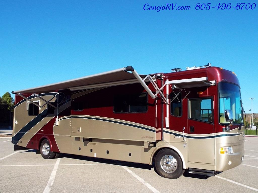 2005 Country Coach Inspire Davinci 40ft Quad-Slide Full Paint 400hp - Photo 46 - Thousand Oaks, CA 91360