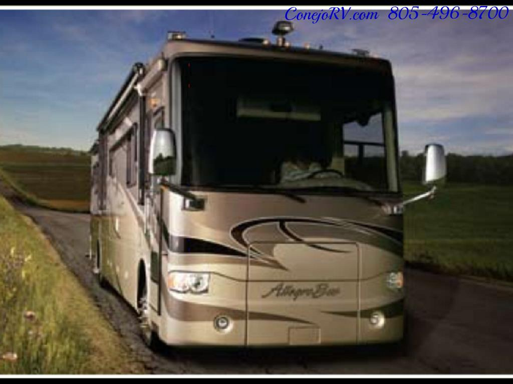 2007 Tiffin Allegro Bus 42QDP 4-Slide King Bed 400hp 20k Miles - Photo 44 - Thousand Oaks, CA 91360