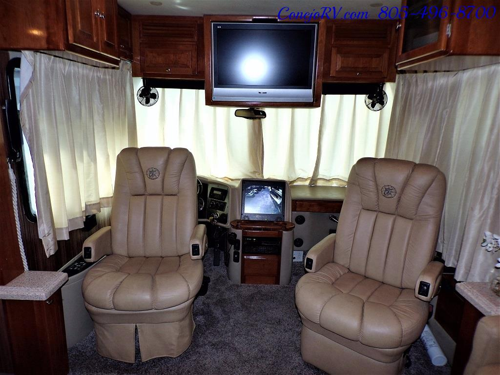 2007 Tiffin Allegro Bus 42QDP 4-Slide King Bed 400hp 20k Miles - Photo 33 - Thousand Oaks, CA 91360