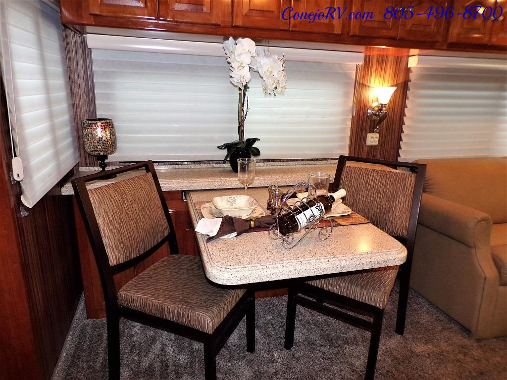 2007 Tiffin Allegro Bus 42QDP 4-Slide King Bed 400hp 20k Miles - Photo 11 - Thousand Oaks, CA 91360