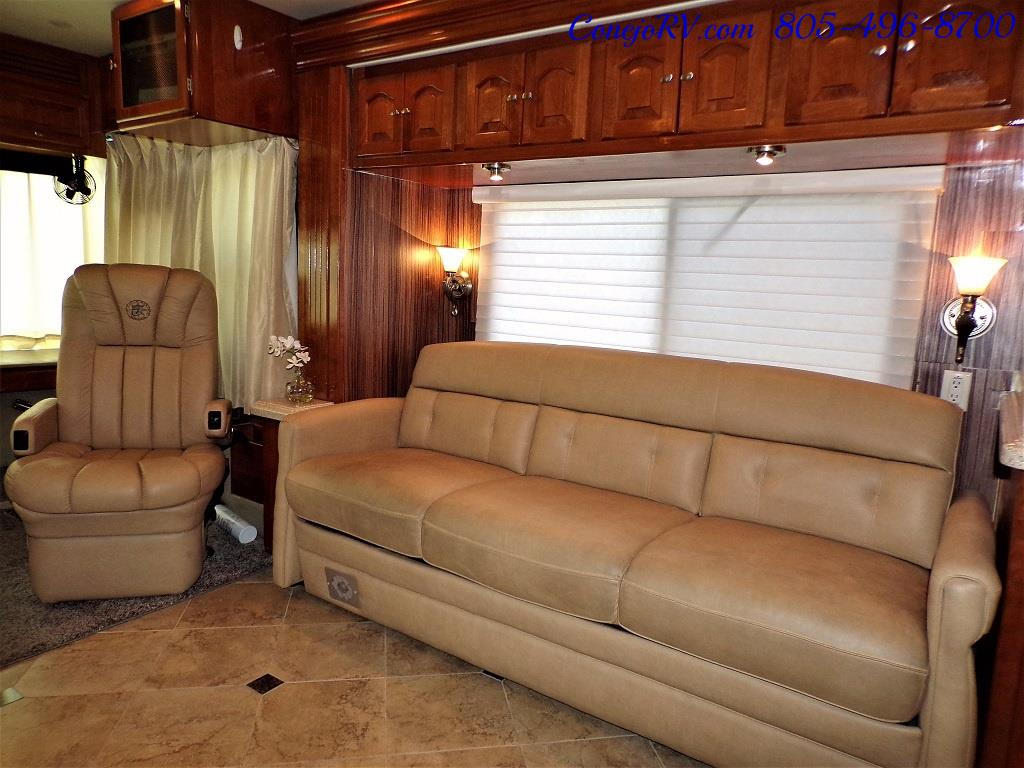 2007 Tiffin Allegro Bus 42QDP 4-Slide King Bed 400hp 14k Miles - Photo 14 - Thousand Oaks, CA 91360
