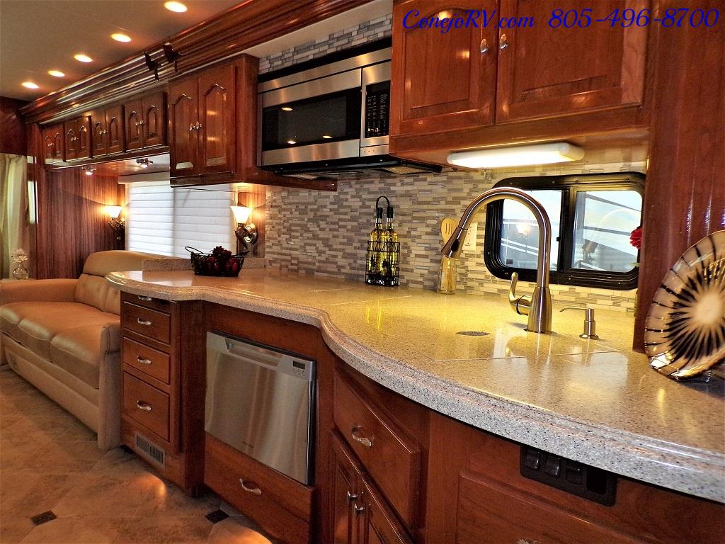 2007 Tiffin Allegro Bus 42QDP 4-Slide King Bed 400hp 14k Miles - Photo 16 - Thousand Oaks, CA 91360