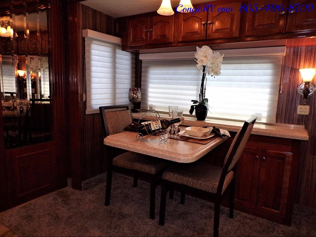 2007 Tiffin Allegro Bus 42QDP 4-Slide King Bed 400hp 20k Miles - Photo 10 - Thousand Oaks, CA 91360