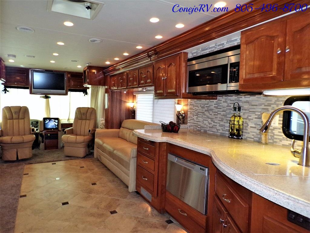 2007 Tiffin Allegro Bus 42QDP 4-Slide King Bed 400hp 20k Miles - Photo 30 - Thousand Oaks, CA 91360