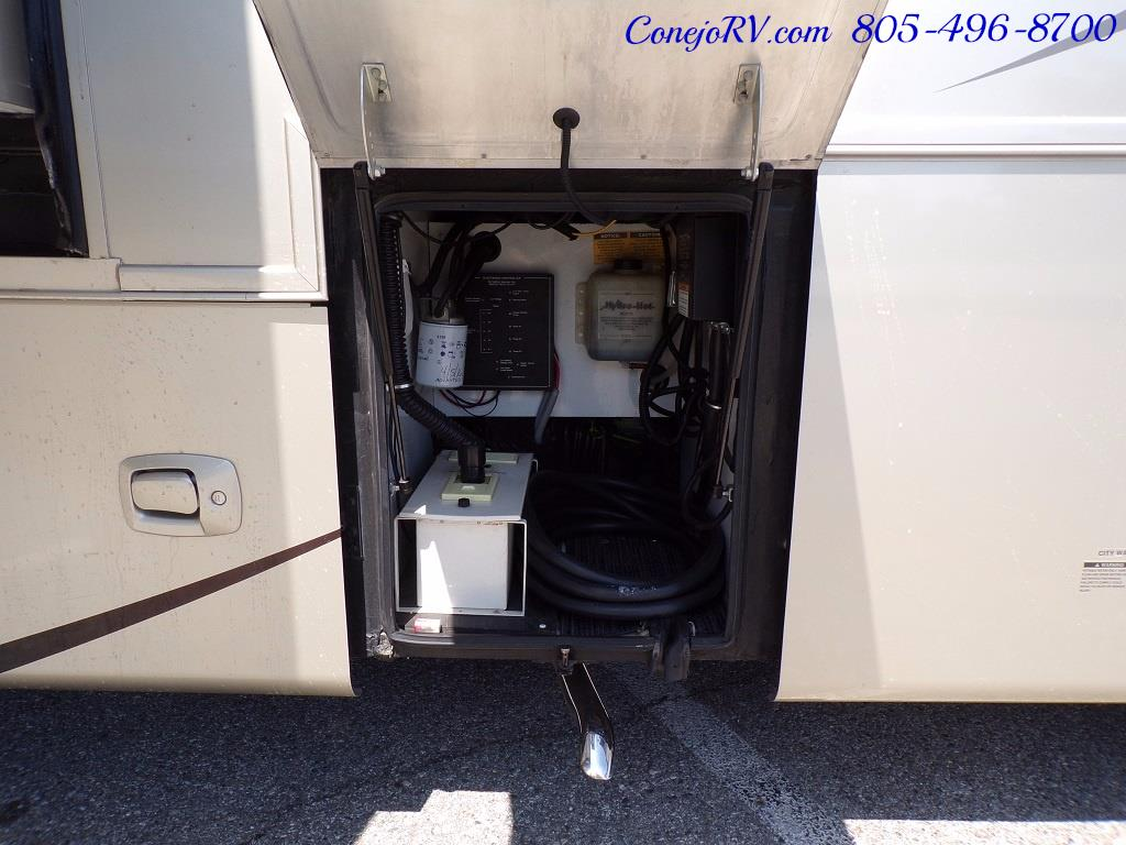 2007 Tiffin Allegro Bus 42QDP 4-Slide King Bed 400hp 20k Miles - Photo 40 - Thousand Oaks, CA 91360