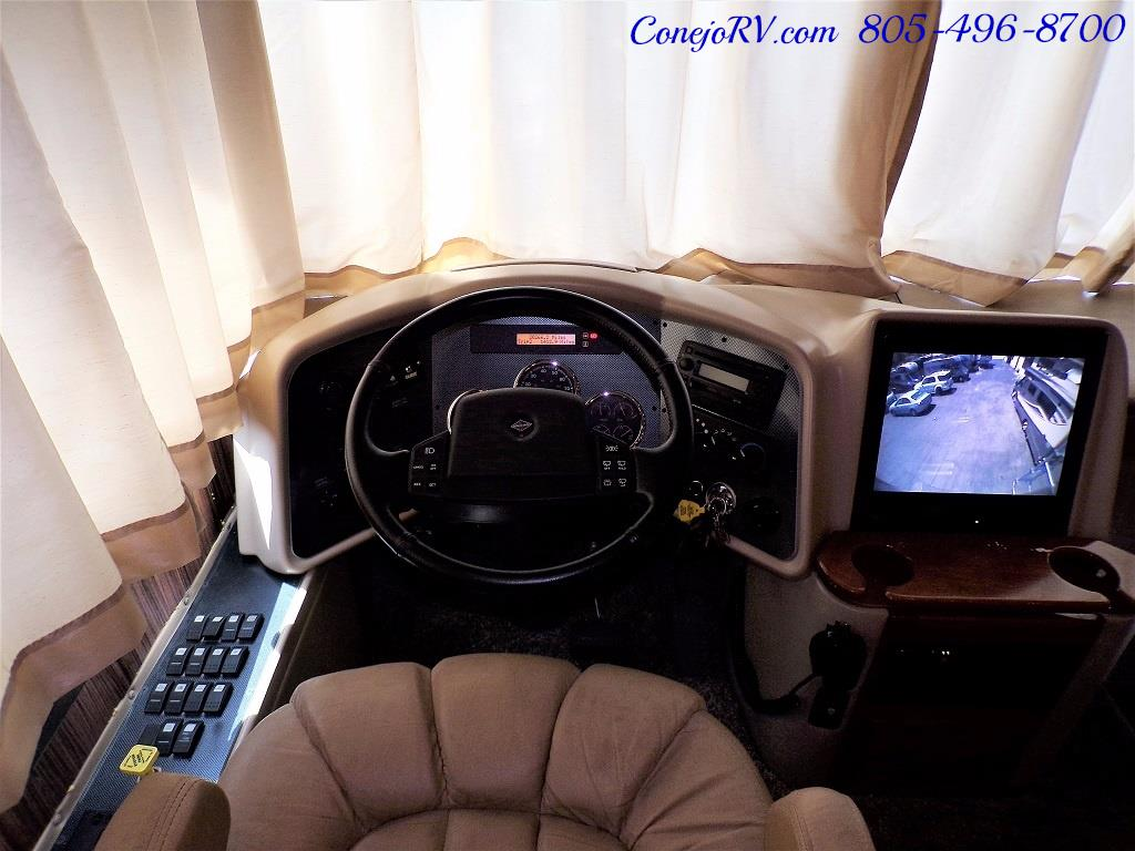 2007 Tiffin Allegro Bus 42QDP 4-Slide King Bed 400hp 14k Miles - Photo 34 - Thousand Oaks, CA 91360