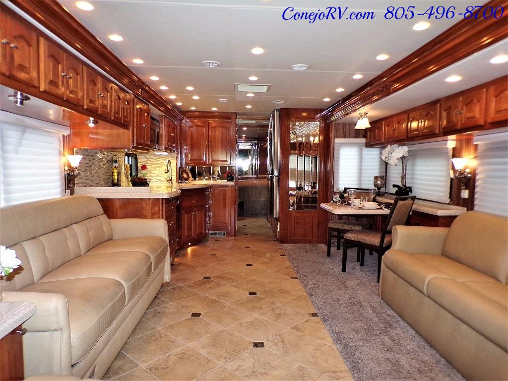 2007 Tiffin Allegro Bus 42QDP 4-Slide King Bed 400hp 14k Miles - Photo 5 - Thousand Oaks, CA 91360