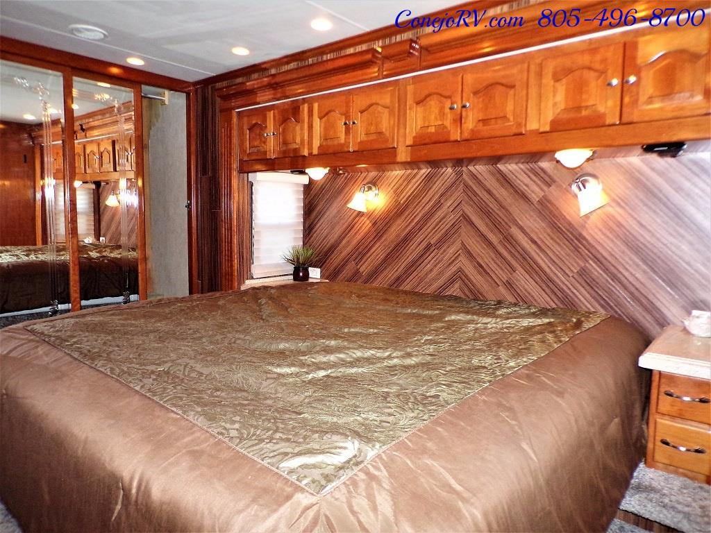 2007 Tiffin Allegro Bus 42QDP 4-Slide King Bed 400hp 14k Miles - Photo 21 - Thousand Oaks, CA 91360