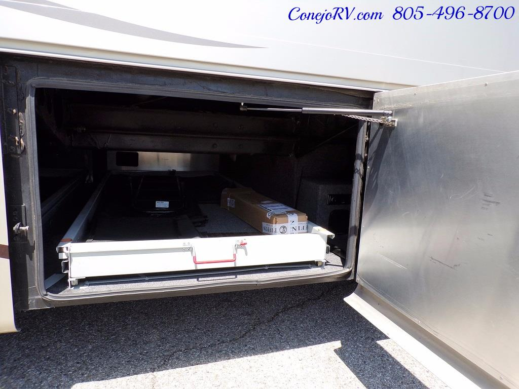2007 Tiffin Allegro Bus 42QDP 4-Slide King Bed 400hp 20k Miles - Photo 36 - Thousand Oaks, CA 91360