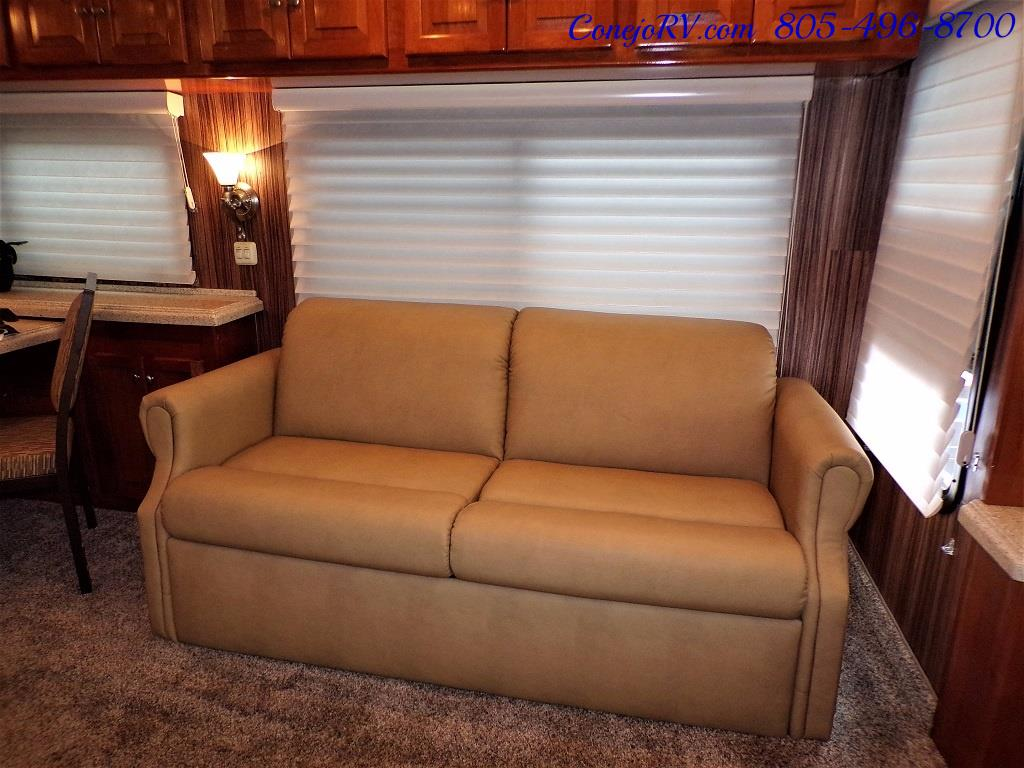2007 Tiffin Allegro Bus 42QDP 4-Slide King Bed 400hp 14k Miles - Photo 8 - Thousand Oaks, CA 91360