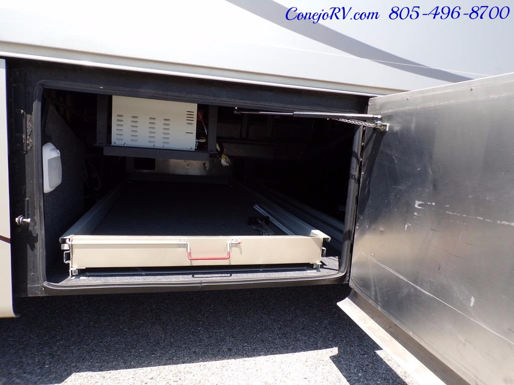2007 Tiffin Allegro Bus 42QDP 4-Slide King Bed 400hp 20k Miles - Photo 37 - Thousand Oaks, CA 91360