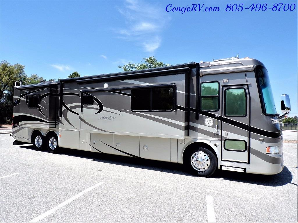 2007 Tiffin Allegro Bus 42QDP 4-Slide King Bed 400hp 20k Miles - Photo 3 - Thousand Oaks, CA 91360