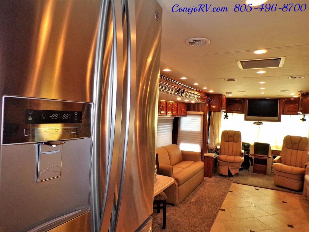 2007 Tiffin Allegro Bus 42QDP 4-Slide King Bed 400hp 14k Miles - Photo 18 - Thousand Oaks, CA 91360