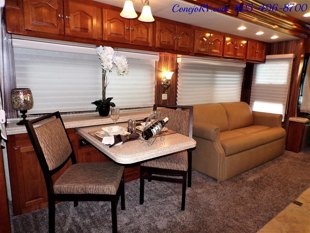 2007 Tiffin Allegro Bus 42QDP 4-Slide King Bed 400hp 14k Miles - Photo 12 - Thousand Oaks, CA 91360