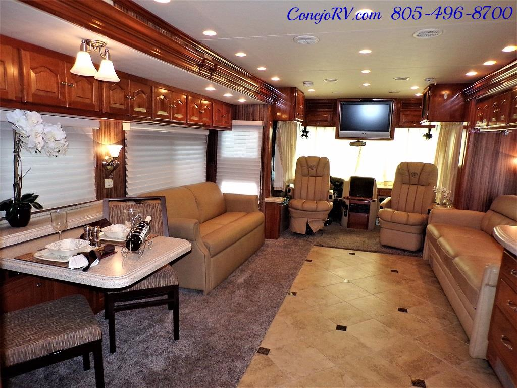 2007 Tiffin Allegro Bus 42QDP 4-Slide King Bed 400hp 20k Miles - Photo 29 - Thousand Oaks, CA 91360
