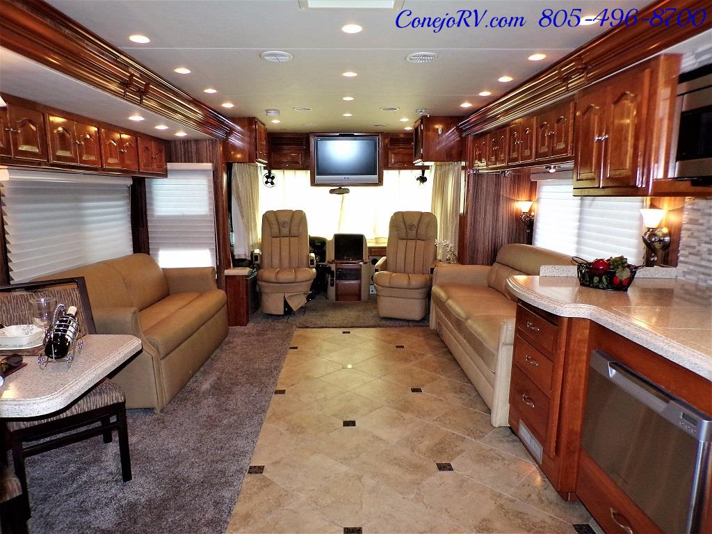 2007 Tiffin Allegro Bus 42QDP 4-Slide King Bed 400hp 20k Miles - Photo 28 - Thousand Oaks, CA 91360