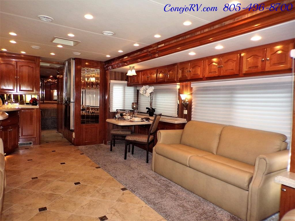 2007 Tiffin Allegro Bus 42QDP 4-Slide King Bed 400hp 14k Miles - Photo 6 - Thousand Oaks, CA 91360