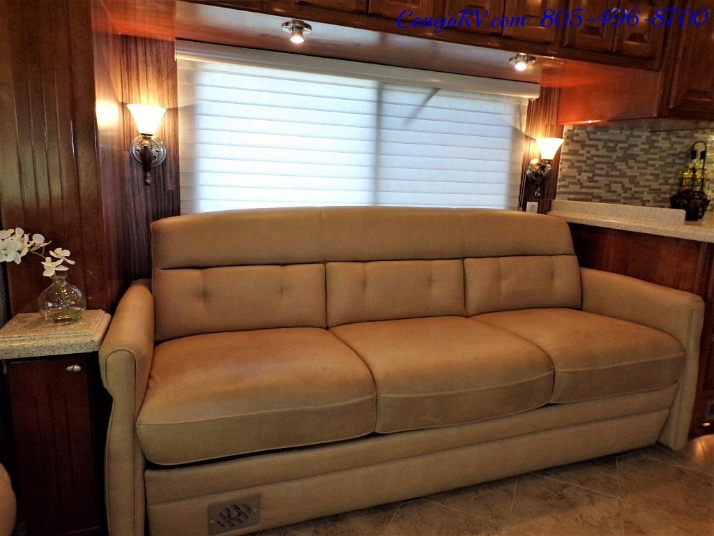 2007 Tiffin Allegro Bus 42QDP 4-Slide King Bed 400hp 20k Miles - Photo 13 - Thousand Oaks, CA 91360