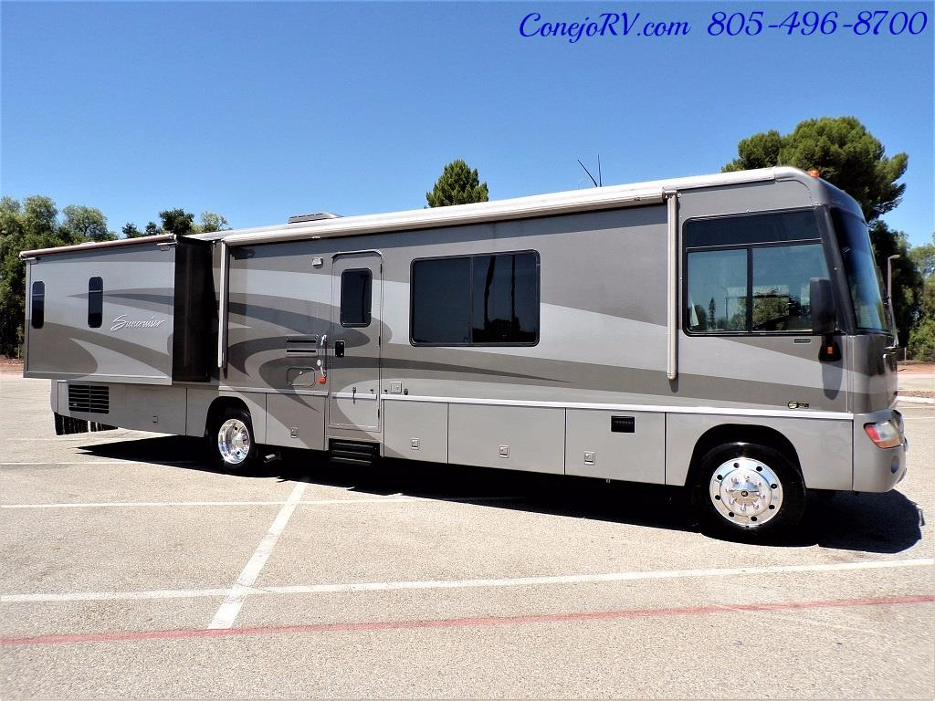 2005 Itasca Suncruiser 38R 25K Miles Full Body Paint 2 Slides - Photo 3 - Thousand Oaks, CA 91360