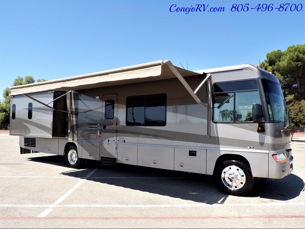 2005 Itasca Suncruiser 38R 25K Miles Full Body Paint 2 Slides - Photo 43 - Thousand Oaks, CA 91360