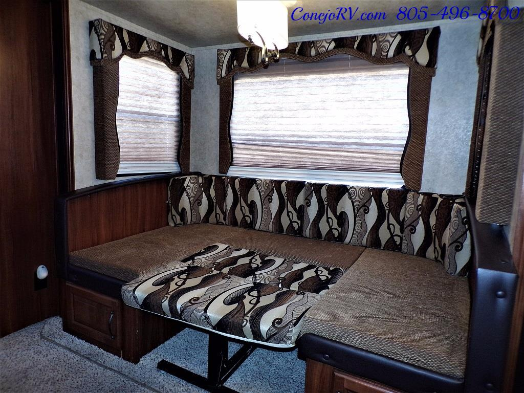 2014 Keystone Cougar 21RBS Slide Out Travel Trailer - Photo 11 - Thousand Oaks, CA 91360