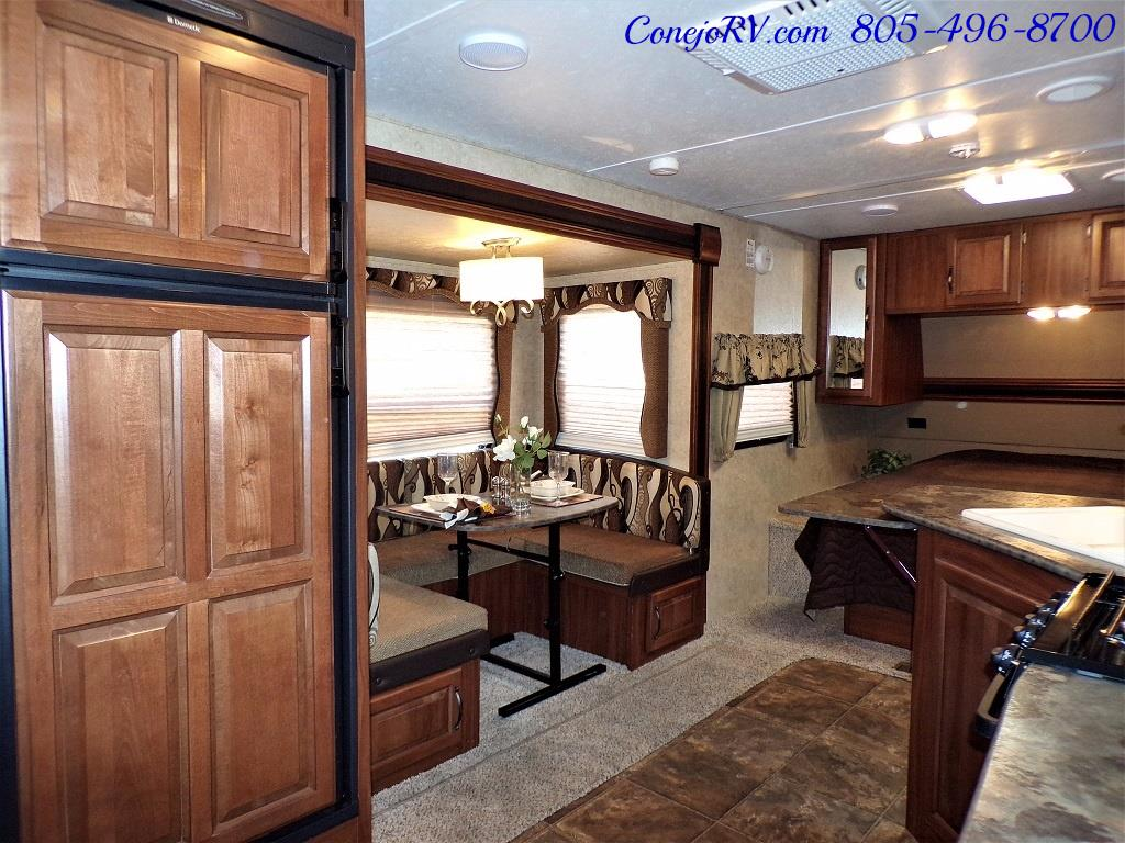 2014 Keystone Cougar 21RBS Slide Out Travel Trailer - Photo 7 - Thousand Oaks, CA 91360