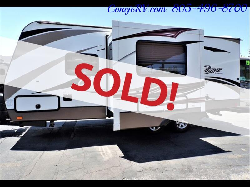2014 Keystone Cougar 21RBS Slide Out Travel Trailer - Photo 1 - Thousand Oaks, CA 91360