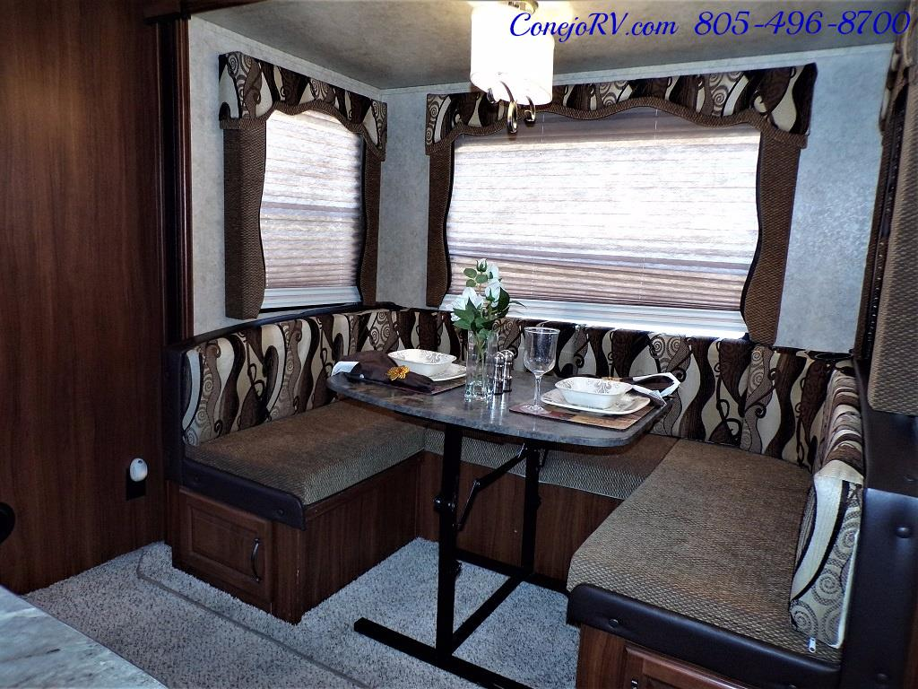 2014 Keystone Cougar 21RBS Slide Out Travel Trailer - Photo 9 - Thousand Oaks, CA 91360