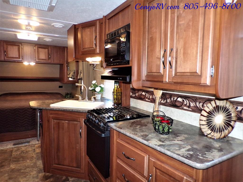 2014 Keystone Cougar 21RBS Slide Out Travel Trailer - Photo 6 - Thousand Oaks, CA 91360