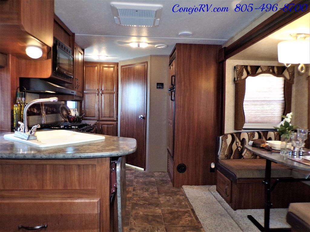 2014 Keystone Cougar 21RBS Slide Out Travel Trailer - Photo 21 - Thousand Oaks, CA 91360